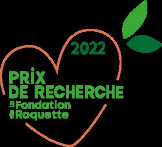 2022 Prix de Recherche